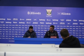 Muricio Pellegrino post-match press conference